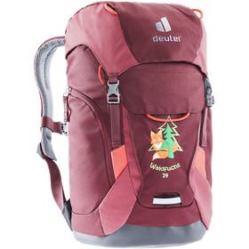 deuter Waldfuchs 14 Backpack Kids, rojo/rosa